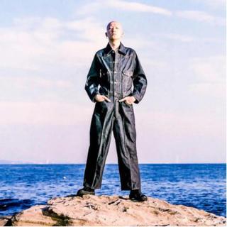 ジョンローレンスサリバン(JOHN LAWRENCE SULLIVAN)のsugarhill triple-pleated denim jk 19ss M(Gジャン/デニムジャケット)