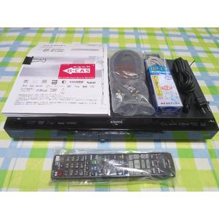 SHARP - HDD1TB 2013年製 AQUOS ブルーレイレコーダー BD-W1300