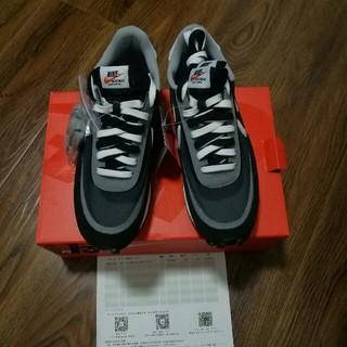 NIKE - Nike LD Waffle Sacai Black 27cm