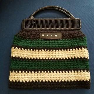 Marni - マルニマーケットのクロシェバッグ