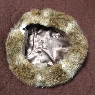 ユニクロ(UNIQLO)の【新品】UNIQLO ベレー帽(ハンチング/ベレー帽)