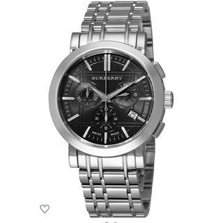 BURBERRY - バーバリーBurberry高級腕時計BU1360限定一点限りクロノグラフ