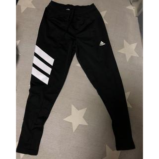adidas - adidas TANGO スキニー ジョガーパンツ 黒 S