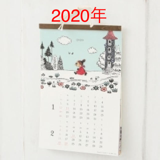 AfternoonTea - アフタヌーンティー ムーミン リトルミィ カレンダー