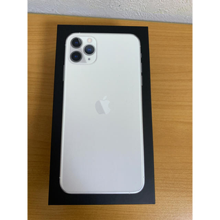 Apple - 2年間Care+ ストア購入 iPhone 11 Pro Max 64GB 銀