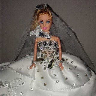バービー(Barbie)のWedding🔴花嫁バービー(その他)