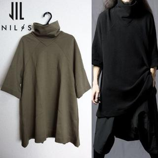 JULIUS - NILoS バガボンドカットソー 0 限定 オーバーサイズTシャツ ユリウス