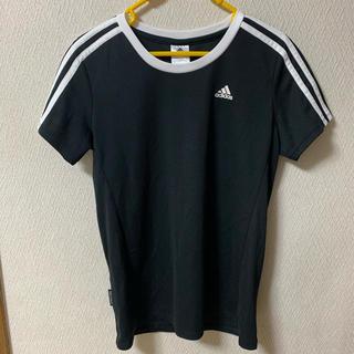 adidas - adidas Tシャツ レディース フリーサイズ