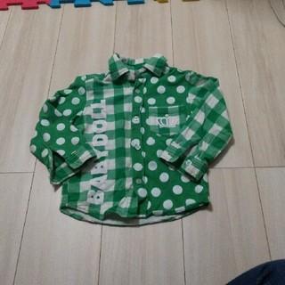 ベビードール(BABYDOLL)のBABY DOLLのシャツ(Tシャツ/カットソー)