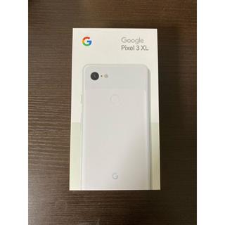 Google Pixel 3 XL 128GB 新品未使用