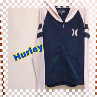 Hurley - 【Hurley】裏起毛ビッグパーカー