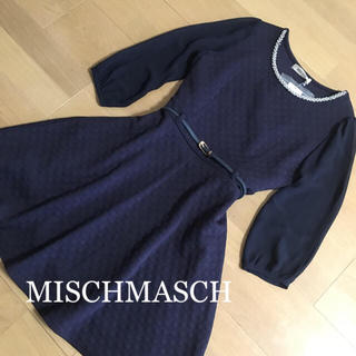 MISCH MASCH - MISCHMASCH 清楚 ワンピース