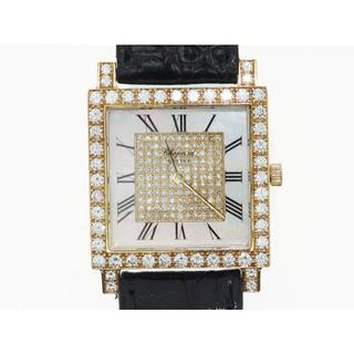 ショパール(Chopard)の【Chopard】K18YG ショパール時計 オーバーホール済み(腕時計)