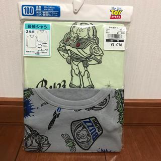 西松屋 - トイストーリー 長袖シャツ