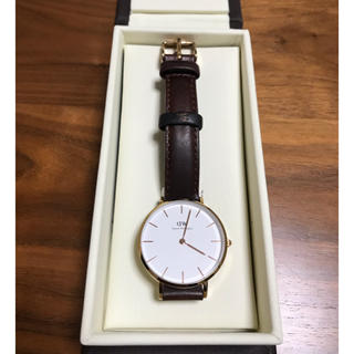 Daniel Wellington - 【used品】Daniel Wellington時計