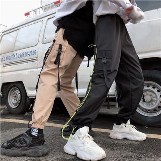 ジョギングポケットパンツ