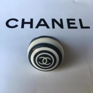 シャネル(CHANEL)のCHANEL ☆ モノトーンリング(リング(指輪))
