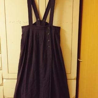 SM2 - SM2ツイード風サススカート ブラウン