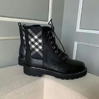 BURBERRY - BURBERRY ブーツ 22.5cm-24.5cm