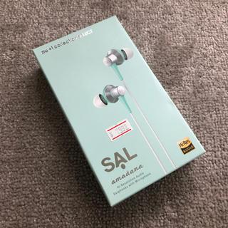 au - SAL ハイレゾイヤホンマイク au +1 collection select
