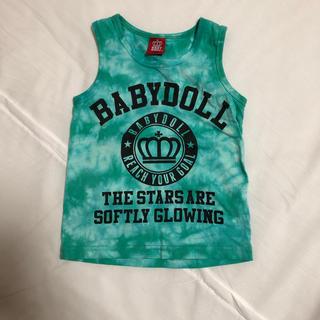 ベビードール(BABYDOLL)のベビードール タンクトップ(Tシャツ/カットソー)