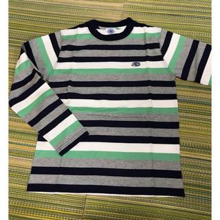 ジェイプレス(J.PRESS)の【新品】jpress  ボーダー Tシャツ 150 男の子(Tシャツ/カットソー)