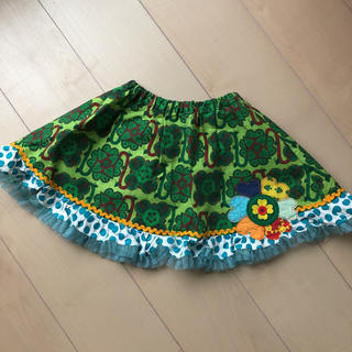 ブーフーウー(BOOFOOWOO)のスカート 100(スカート)