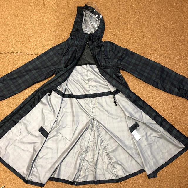 ベルメゾン(ベルメゾン)のレインコート(ベルメゾン   サイズS) レディースのファッション小物(レインコート)の商品写真