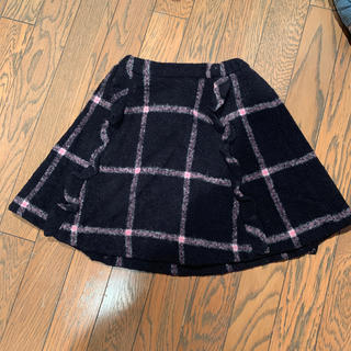 snidel - 130cmスナイデルモコモコスカート
