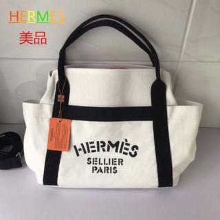 Hermes - Hermes トートバッグ  美品