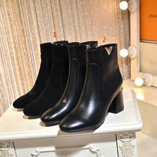 LOUIS VUITTON - LOUIS VUITTON ブーツ 22.5cm-24.5cm