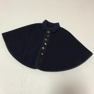 familiar - familiar☆ケープ ポンチョ コート