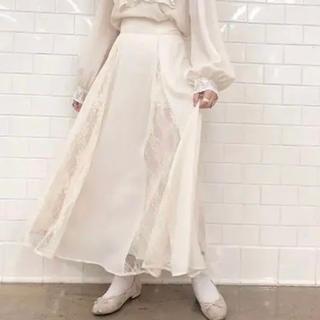 ワンアフターアナザーナイスクラップ(one after another NICE CLAUP)のpetite  スカート(ロングスカート)