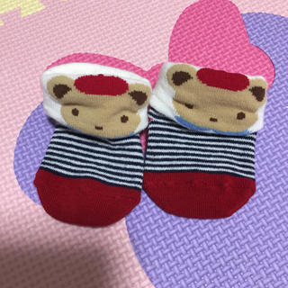 familiar - ベビー靴下 ファミリア