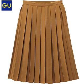 GU - プリーツスカート MQ