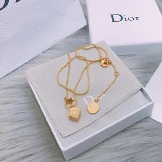 ディオール(Dior)の送料込み Dior ネックレス(ピアス)
