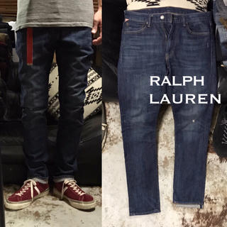 Ralph Lauren - LA買付/希少モデル《★ RALPHLAUREN ★》ストレッチスキニーデニム