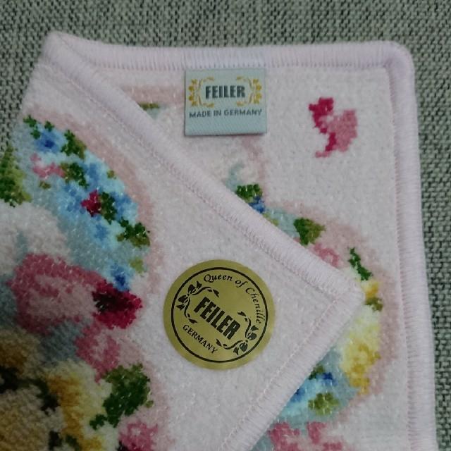 FEILER(フェイラー)のフェイラー タオルハンカチ クロッカス レディースのファッション小物(ハンカチ)の商品写真