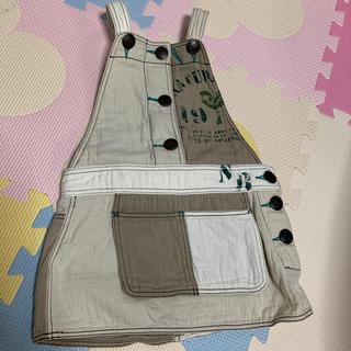 ブーフーウー(BOOFOOWOO)のブーフーウー ワンピース ジャンバースカート(ワンピース)