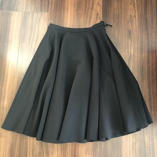 DOUBLE STANDARD CLOTHING - ダブルスタンダード フレアスカートSOV.