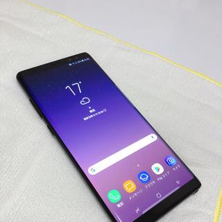 SAMSUNG - 最終値下げ!海外版SIMフリーSamsung Galaxy Note8