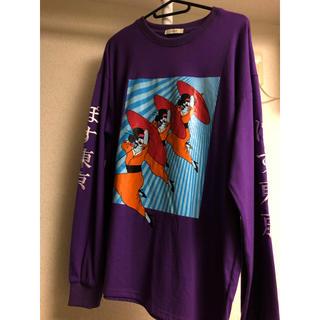 ジュエティ(jouetie)のjouetie ぽす東京 ロンT 紫(Tシャツ(長袖/七分))