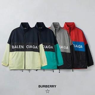 Balenciaga - スラックス型 良品 カッコいい おしゃれ 男女兼用 ジャケット