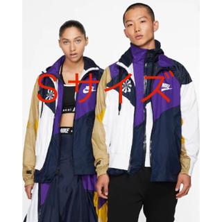 サカイ(sacai)の新品 Sサイズ (US規格) Nike Sacai Hooded Anorak(ナイロンジャケット)