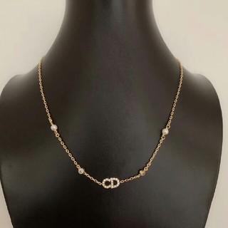 ディオール(Dior)の Dior ネックレス (ネックレス)