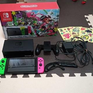 Nintendo Switch - Nintendo Switch スプラトゥーン2セット ソフト無し