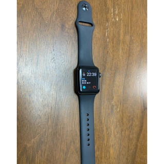 Apple Watch - Apple Watch Series 3(GPSモデル)- 38mm