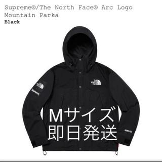 ザノースフェイス(THE NORTH FACE)のthe north face Arc Logo Mountain Parka(マウンテンパーカー)