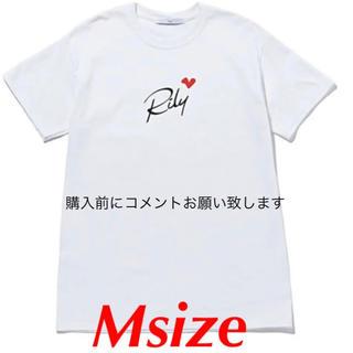 三代目 J Soul Brothers - 今市隆二 Rily Tシャツ 白 Mサイズ