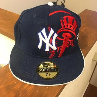 ニューエラー(NEW ERA)のニューエラ  ニューヨークヤンキース キャップ(キャップ)
